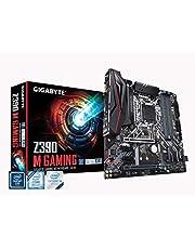 جيجابايت Z390 M للالعاب ( انتل LGA1151/Z390/مايكرو ATX/M.2/Realtek ALC892/Intel GbE LAN/HDMI/لوحة أم للألعاب)