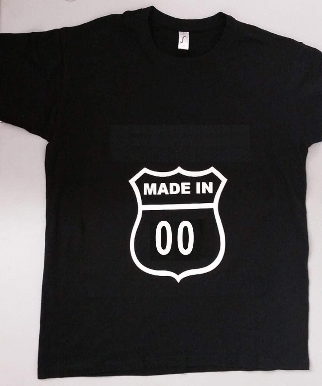 EFY Made in 1998 - Camiseta para 21 cumpleaños (tallas L/XL ...