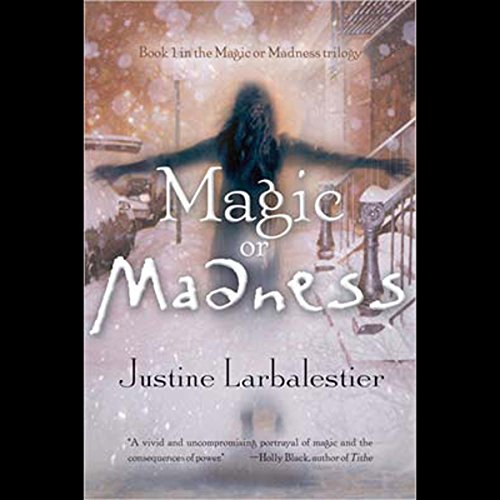 Magic or Madness audiobook cover art