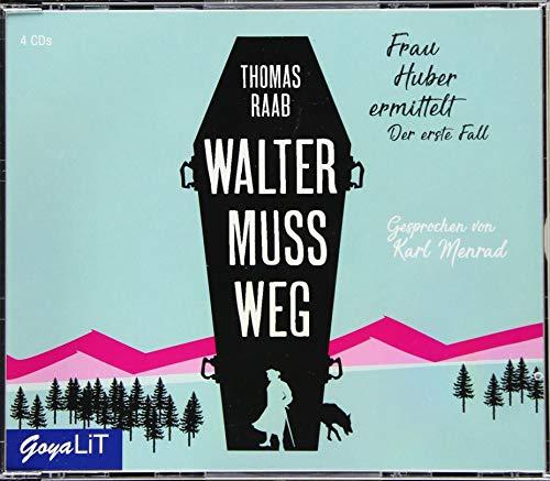 Walter muss weg Titelbild