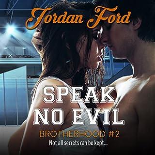 Speak No Evil audiobook cover art