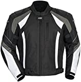 Best Cortech Armored Motorcycle Jackets - Cortech VRX Men's Textile Armored Motorcycle Jacket Review