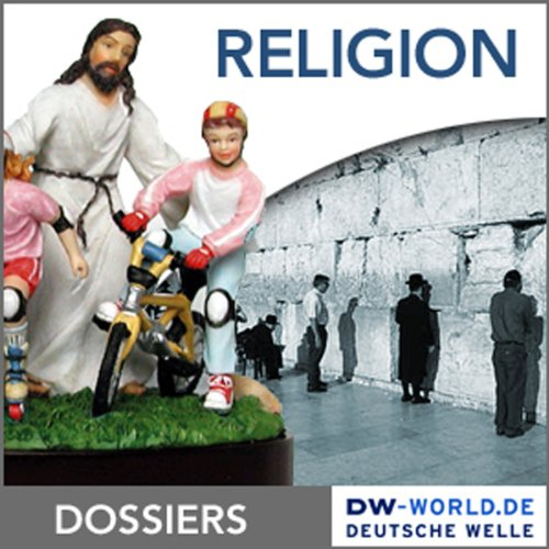 Vom Glauben zur Religion Titelbild