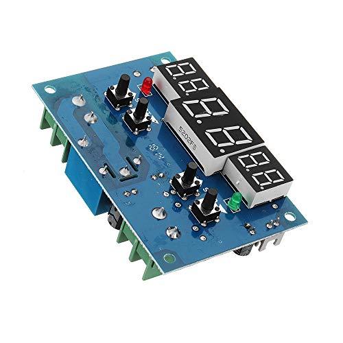 Módulo electrónico Inteligente Digital Display Controlador de temperatura superior Límite inferior y el establecimiento de tres ventanas de visualización de sincronización Equipo electrónico de alta p