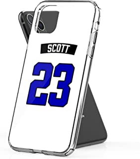 shona Nathan Scott 23 Jersey Case Cover Compatible for iPhone iPhone (11 Pro Max)