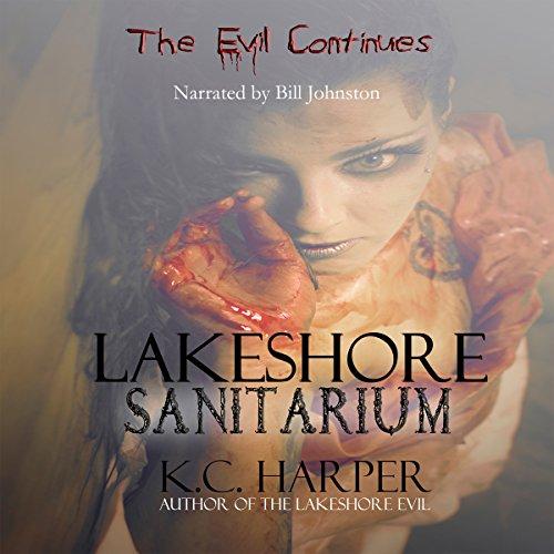 Lakeshore Sanitarium audiobook cover art