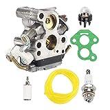 changzhou Zama C1T-El41 Kit de carburateur pour tronçonneuse à essence 435 435E 440 440E Jonsered CS2240 CS2240S