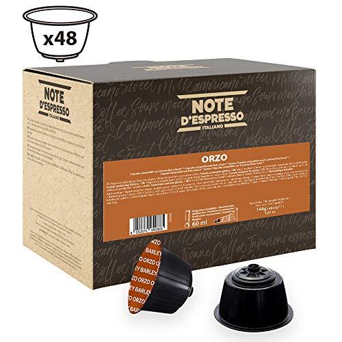 Note D'Espresso - Cápsulas de bebida de cebada