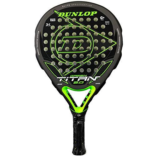 Dunlop Pala de Padel Titan 2.0 Green