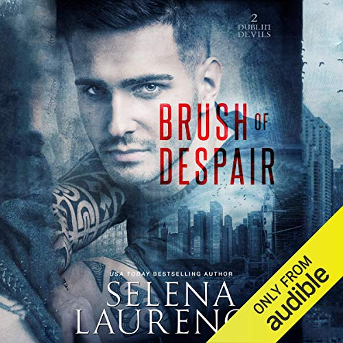 Brush of Despair audiobook cover art