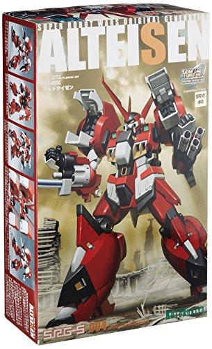 Super Robot Wars OG 1/144 plastic kit Alteisen renewal version (japan import)