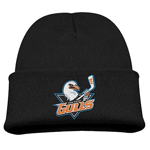 Jhonangel Patos Hockey San Diego Gulls Logotipo de Dallas Eakins Gorra de...
