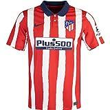 Nike Camiseta del Atlético Madrid (L, rojo/blanco)