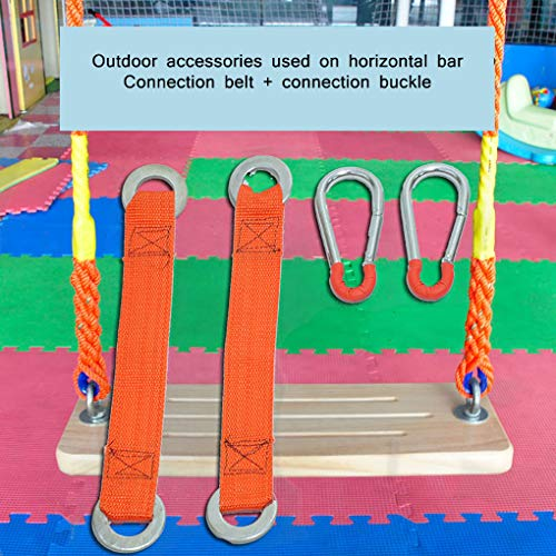 MGW Sitting board solid wood swing indoor outdoor hanging custom hanging swing Adjustable Ropes Bench Tree Hanging children's adult park kindergarten playground for adults and children