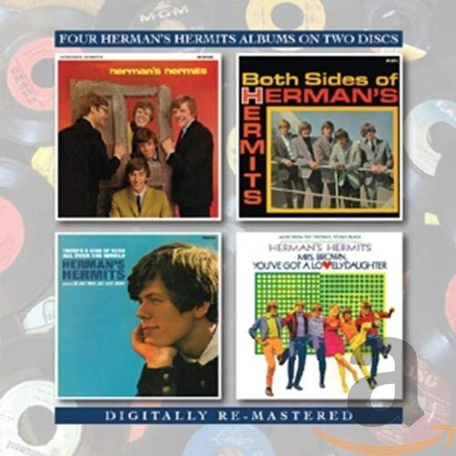 Hermans Hermits / Both Sides Of / Theres A Kind Of Hush / Mrs Brown