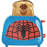 Uncanny Brands Spiderman Two-Slice Toaster- Toasts Spidey onto Your Toast