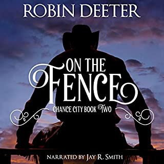 On the Fence audiobook cover art