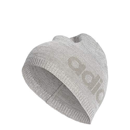 adidas Daily Beanie, Medium Grey Heather/Solid Grey, OSFM