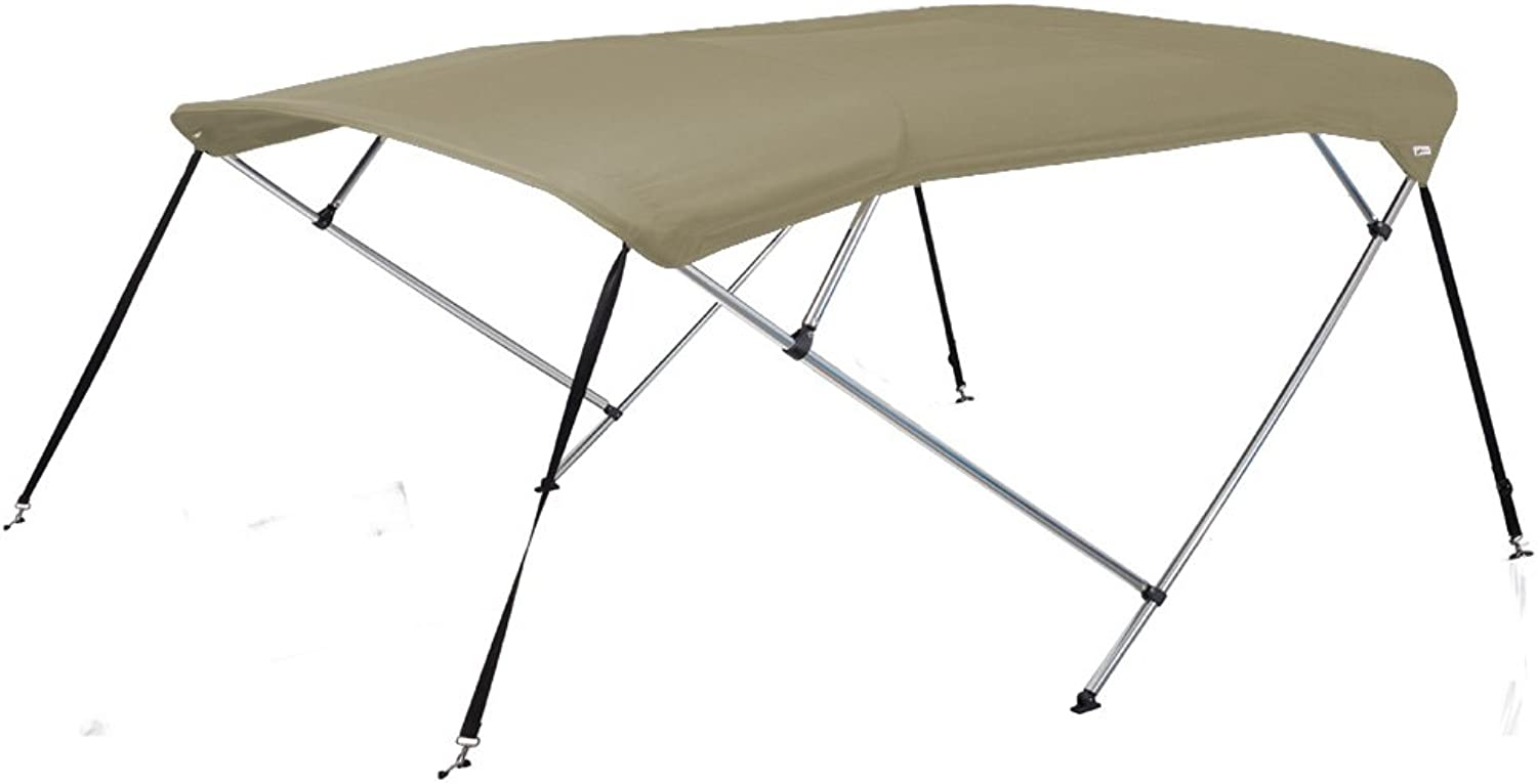 Oceansouth 2 Bow Bimini Top Boat Cover