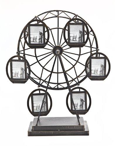 Philip Whitney Riesenrad drehbar Sechs 2x 3BILDERRAHMEN Collage