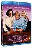 Peligrosamente Juntos BD 1986 Legal Eagles [Blu-ray]