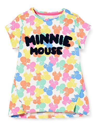 ZIPPY Camiseta para niña SS20, Cloud Dancer 11/4201 TC, 9/10 para Niñas