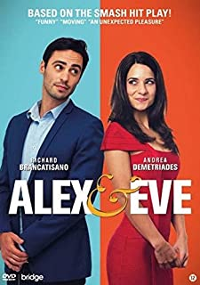 dvd - Alex & Eve (1 DVD)