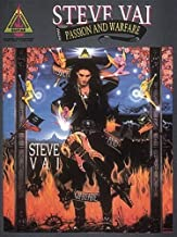 Steve Vai Passion and Warfare (Guitar Recorded Versions) by de, Grassi A (1991) Sheet music