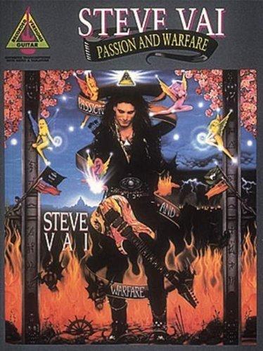 Steve Vai - Passion & Warfare by Vai, Steve (1991) Sheet music