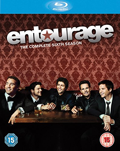 Entourage - Series 6 - Complete [Blu-ray]