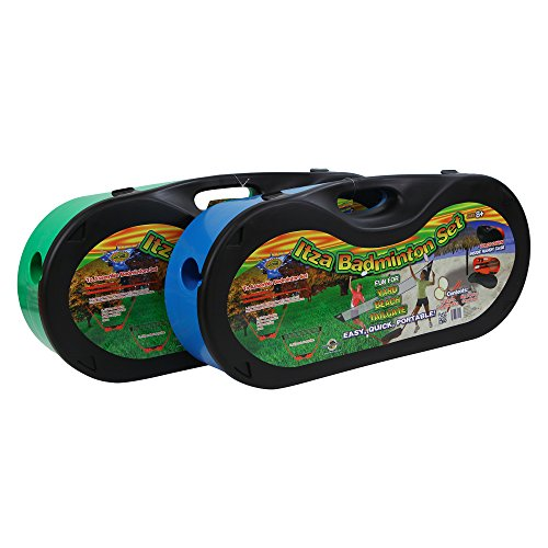 Water Sports Portable Complete Badminton Set