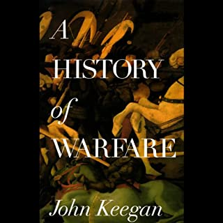 A History of Warfare audiobook cover art