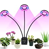 Grow Light, Auto ON Off Every Day with Two-Way...