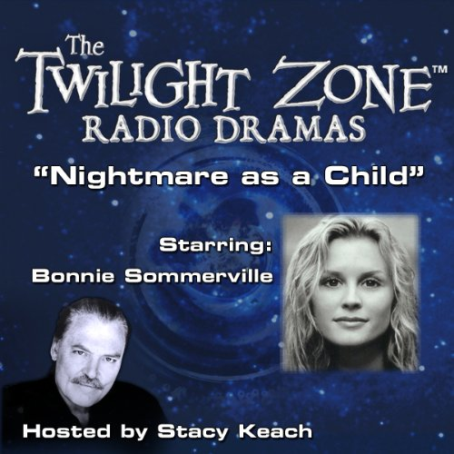 Nightmare as a Child audiobook cover art