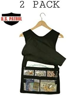 US Patrol Hanging Closet Safe (Tank Top Style) (2)