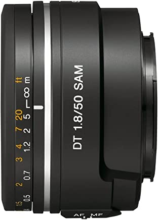 Sony SAL50F18 Lente Normal