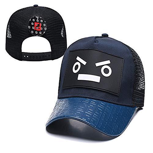 sdssup Sombrero de Red Casual Pareja Compras Gorra de béisbol Sombrero Curvo...