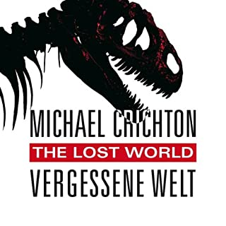 The Lost World - Vergessene Welt audiobook cover art