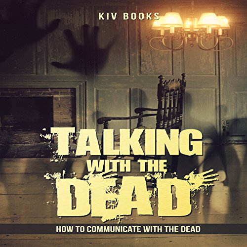 Talking with the Dead audiobook cover art