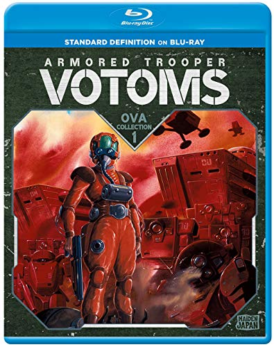 Armored Trooper Votoms Ova 1 [Blu-ray]