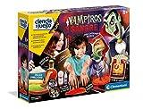 Clementoni-55419 - Vampiros y Sangre - juego científico a partir de 8 años