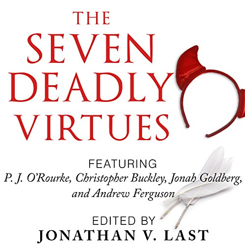 The Seven Deadly Virtues audiobook cover art