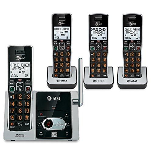 4 Handset Answering System CID