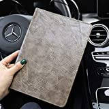 GHC Pad Etuis & Covers pour iPad Air 3 10.5in 2019 Luxe en Cuir PU Tablette d'affaires Folio Smart...