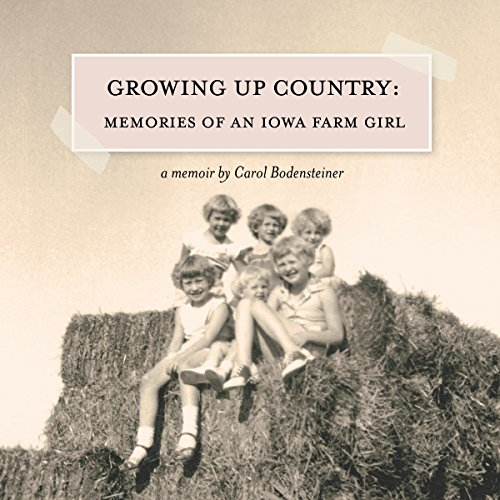 Growing Up Country audiobook cover art