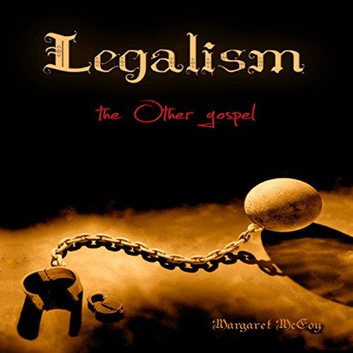 Legalism audiobook cover art