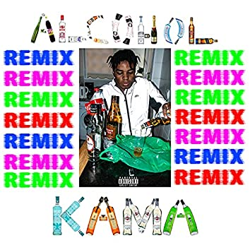 Alcohol Remix (Merin Remix) (Merin Remix)