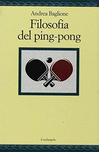 Filosofia del ping-pong