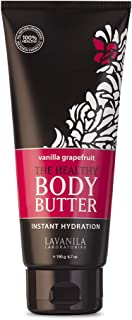 Lavanila - The Healthy Body Butter. Paraben-Free, Clean, and Natural - Vanilla Grapefruit 6.7 oz