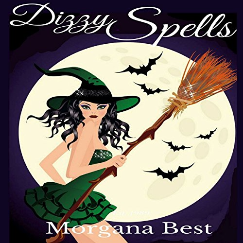 Dizzy Spells audiobook cover art